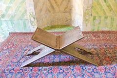 可汗s宫殿 免版税图库摄影
