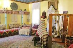 可汗s宫殿 免版税库存图片