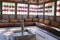 可汗s宫殿 库存照片