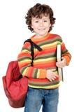 可爱儿童学习 库存照片