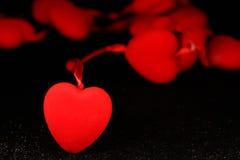 可爱的图象为情人节 库存照片