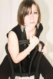 可爱的女孩 免版税图库摄影