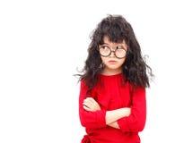 可爱的女孩 免版税库存照片