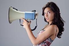 可爱的女性 免版税图库摄影