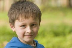 可爱的男孩照片年轻人 库存照片
