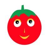可爱的蕃茄 免版税库存图片