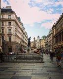 可爱的维也纳 库存照片