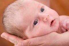 可爱的婴儿 库存照片