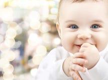 可爱的婴孩 库存图片