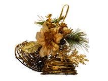 可用的响铃圣诞节例证向量 新年` s装饰 库存照片