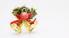 可用的响铃圣诞节例证向量 免版税库存照片
