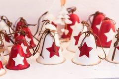 可用的响铃圣诞节例证向量 图库摄影