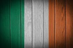 可用的标志玻璃爱尔兰样式向量 免版税库存照片