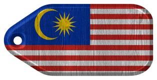 可用的标志玻璃马来西亚样式向量 免版税库存图片