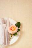 可用的背景交叉刀叉餐具设计食物叉子方格花布刀子菜单安排牌照红色餐馆设置剪影匙子桌布瓦片向量织法 免版税库存照片