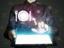 可用的背景玻璃瓶图标紫色餐馆服务现出轮廓向量酒 库存照片