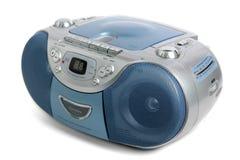 可移植的记录员磁带 图库摄影