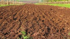 可耕的背景地球好地产耕了 影视素材