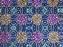 可能使用作为背景的五颜六色的被绘的抽象纹理 库存图片