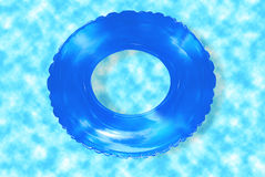可膨胀的圆环 库存照片