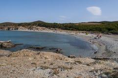 可西嘉岛, Corse,盖帽Corse,上部Corse,法国,欧洲,海岛 库存照片