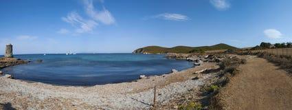 可西嘉岛, Corse,盖帽Corse,上部Corse,法国,欧洲,海岛 免版税库存照片
