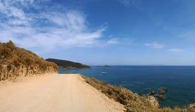 可西嘉岛, Corse,盖帽Corse,上部Corse,法国,欧洲,海岛 库存图片
