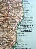 可西嘉岛 免版税库存图片