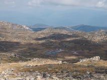 可西欧斯可国家公园 图库摄影