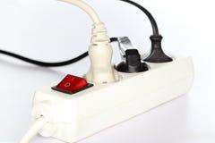 可转换的插座插口 免版税库存图片