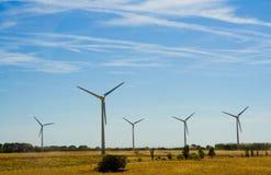 可选择能源 免版税库存图片