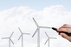 可选择能源 免版税图库摄影