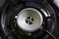 可移植的煤气喷燃器 库存图片