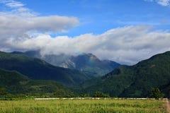 台东自然,台湾 免版税库存图片