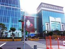 台北台湾 库存图片