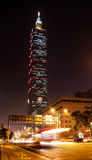 台北市光 图库摄影