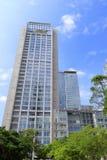 台北摩天大楼 免版税库存照片