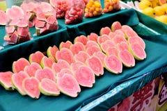 台北晚上市场 图库摄影