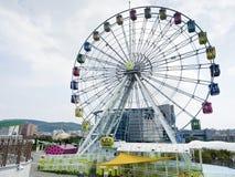 台北,台北儿童的游乐园 库存图片