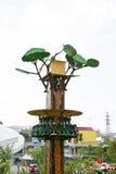 台北,台北儿童的游乐园 库存照片