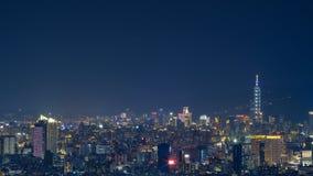 台北,台湾- 2018年3月11日:台北是台湾一个首都 亚洲现代企业概念图象 库存图片