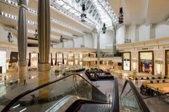 台北101商城,台北台湾 免版税图库摄影