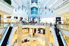 台北101购物中心,台湾 库存照片