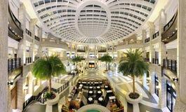 台北101购物中心 库存照片