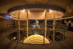 台北101,台湾调整的许多制音器  免版税图库摄影