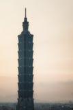 101台北 免版税库存照片