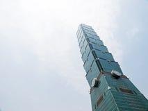 台北101大厦。 库存图片