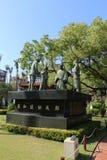 台南,台湾- 2015年4月14日 免版税库存照片