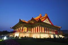 台湾国家戏院和音乐堂 免版税库存图片