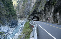 台湾太鲁阁国家公园 免版税图库摄影